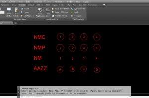 آموزش کار با لیسپ Autonumber