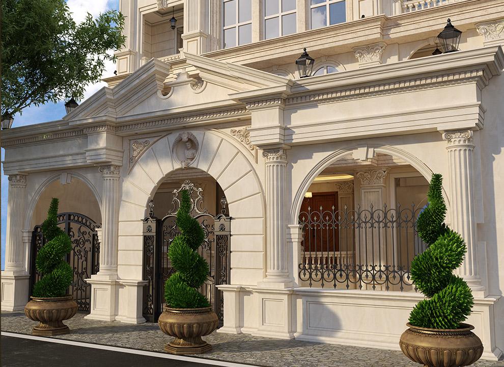 طراحی معماری,اجرای پروژه ساختمانی