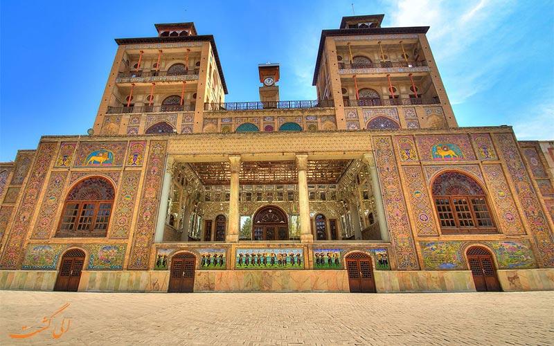 معماری معاصر ایران در دوره قاجار